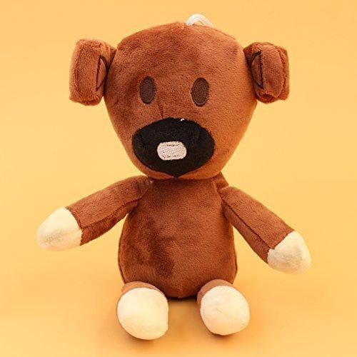 Bear Bean Plush Mr Teddy (Mr. Bean LOL Teddy Bear 11 Inch Toddler Stuffed Plush Kids Toys by kidsheaven)