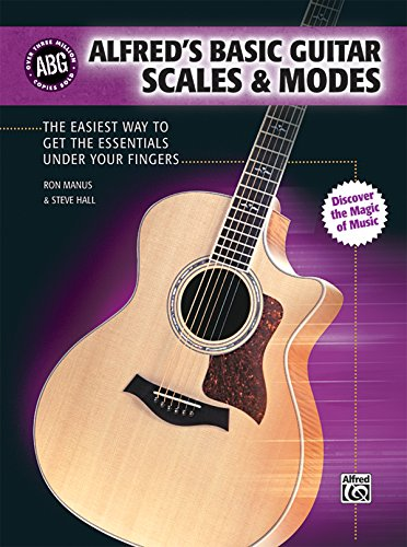 [Alfred's Basic Guitar Scales & Modes: The Easiest Way to Get the Essentials Under Your Fingers (Alfred's Basic Guitar Library)] (Basic Guitar Scales)