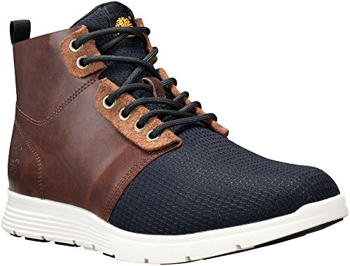 Timberland  Men's Killington Chukka Medium Brown Full Grain/Mesh Boot (Fit Footbed)