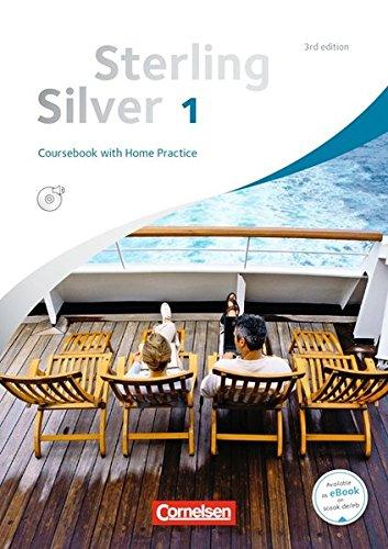 Sterling Silver - Third Edition: A1: Band 1 - Kursbuch mit CDs
