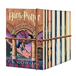 The Complete Harry Potter Collection - Kindle edition by J