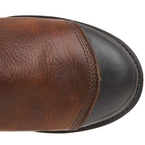 Timberland Pro 9952425,4cm Warrick Fonderie de coffre Titan orteils Marron
