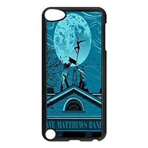 Painted dave matthews back phone Case cover ipod touch 5