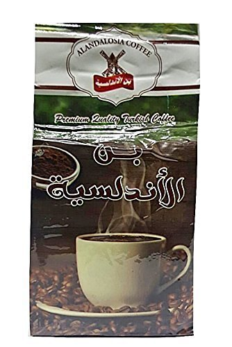 Andalusia Turkish Coffee Andalusia Turkish Coffee Normal Roast with cardamom -200 g (8 oz.)