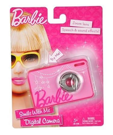 Amazon.com: Barbie Digital Toy Camera: Toys & Games