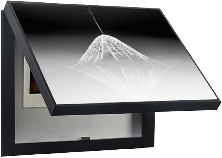 LITING Medidor eléctrico Cuadro de Pintura Decorativa Restaurante ...