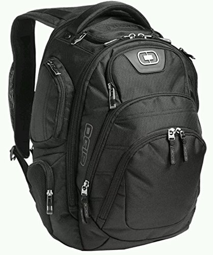 OGIO 411067 Stratagem, Computer Laptop/MacBook Pro Backpack, Black Ogio Mesh Backpack
