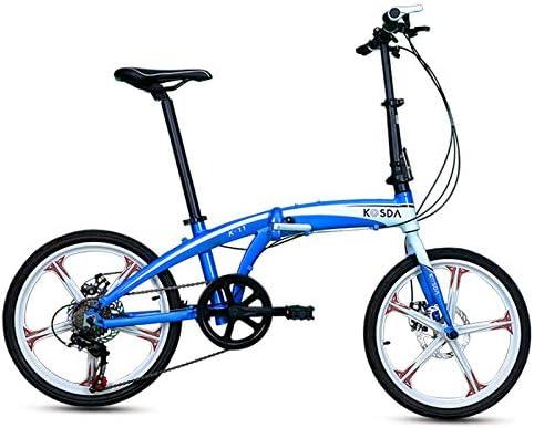 20 Pulgadas de Aleación de Aluminio Ultraligero Bicicleta Plegable ...