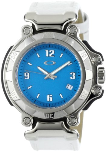 Oakley Women's 10-815 Crankcase 3 Hand Small Blue Dial, used for sale  Delivered anywhere in USA