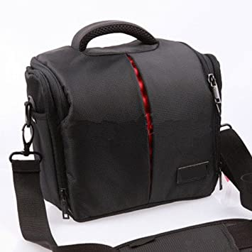 Waterproof Anti Shock DSLR SLR Camera Case Bag With Extra Rain Cover For Nikon D3400