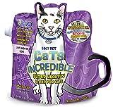 Cats Incredible Lavender SuperKittyKattakalizmik Klumping Litter - 25 lb
