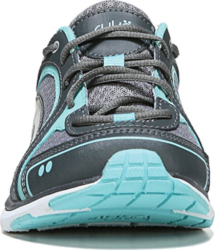 Shoe Grey Aries Grey Iron Frost Aqua Walking Sky Ryka Women's TP1AAO