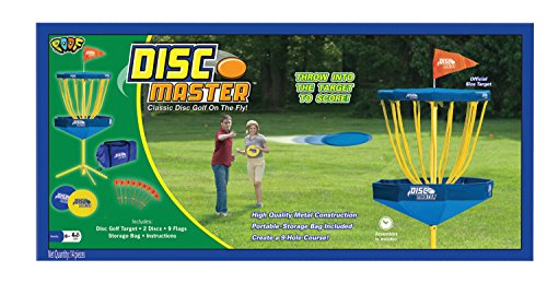 POOF Disc Master