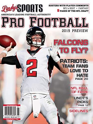 Lindy's 2019 Pro Football Preview - Atlanta Falcons ()