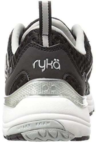 Ryka Womens Hydro Scarpe Da Ginnastica Sportive E Fascia Da Allenamento Hdo Fascia Nera / Argento