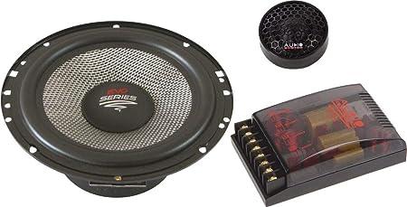 Audio System X 165 Evo 2 16 Cm Speaker 2 Way Component System Navigation Car Hifi