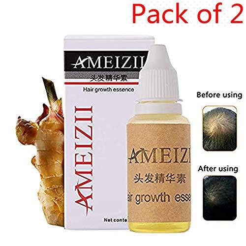 Hair Growth Essence Hair Loss Liquid 20ml Dense Thicken Hair for Women &Men