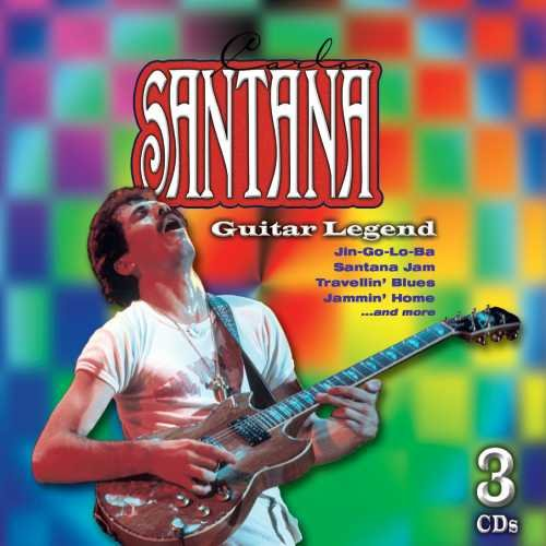 Santana - Guitar Legend (Brilliant Box, 3PC)