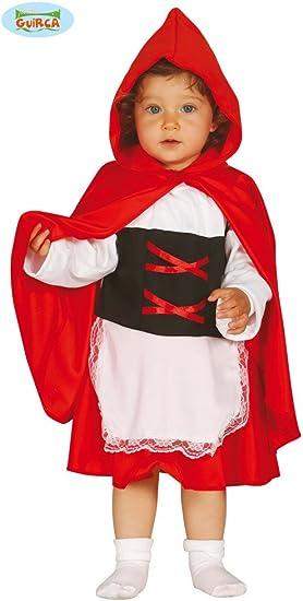Disfraz de caperucita roja baby 1-12 meses: Amazon.es: Juguetes y ...