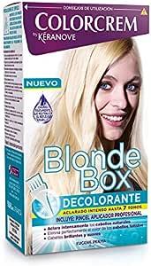 Colorcrem Color & Brillo Blonde Box Decolorante Capilar