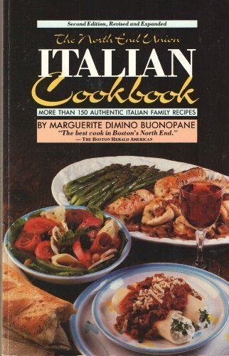 The North End Union Italian cookbook
