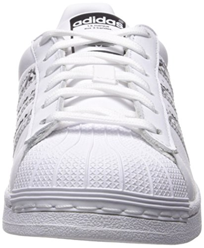 Blanc noir Superstarfashion Adidas Blanc Originals Sneakers nFfpwqxgB