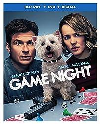 Game Night (BD) [Blu-ray]