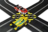 Scalextric C8210 Track Straight Crossover