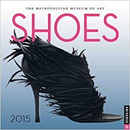 Shoes 2015 Mini Wall Calendar