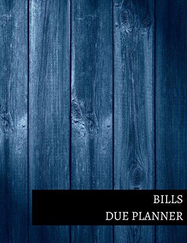 Bills Due Planner