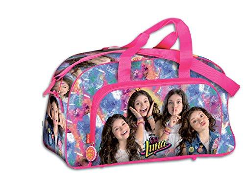 Soy Luna Sporttasche Tasche 55x31x23 Reisetasche Disney unique (52)