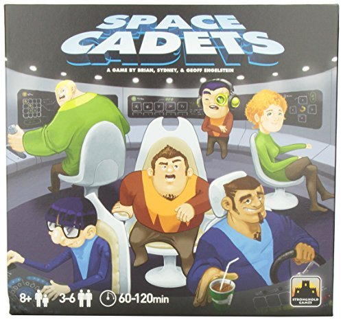 Stronghold Games Space Cadets Board Game - 9