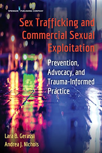 Sex Trafficking and Commercial Sexual Exploitation: Prevention, Advocacy, and Trauma-Informed Practice
