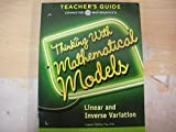 img - for Connected Mathematics 3 TEACHERS GUIDE Grade 8: Thinking With Mathematical Models: Linear and Inverse Variation Copyright 2014 book / textbook / text book