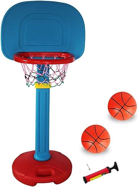 Canasta de baloncesto-WSF Juego para Niños Baloncesto Soporte del ...