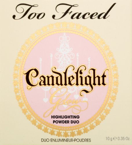 Too Faced Candlelight Glow Compact Powder, 0.35 Ounce