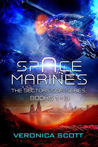 Space Marines: The Sectors SciFi Series Books ()