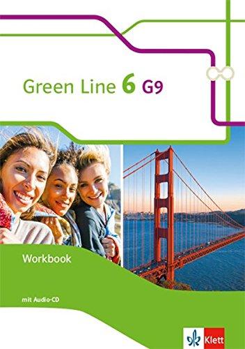 Green Line 5 G9: Workbook mit Audio CD Klasse 10 (Green Line G9. Ausgabe ab 2015)