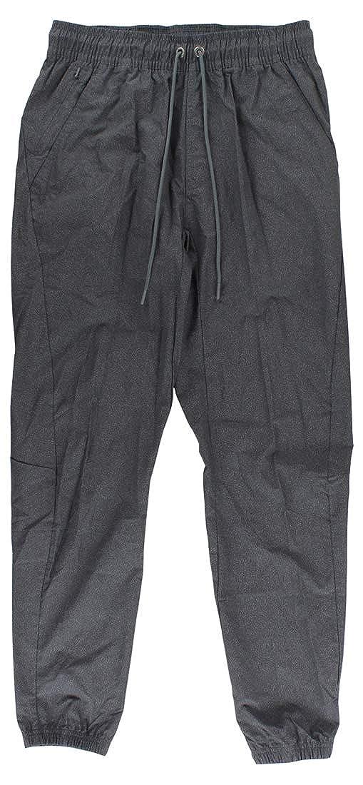 cc6470adab6d0d Jordan Mens City Printed Pants Grey at Amazon Men s Clothing store