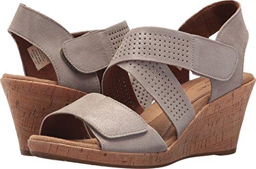 Ch Femmes À Janna Metallic Rockport Bretelles Chaussures qnO15Wqt7