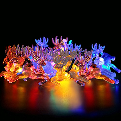 Solarmks String Lights Christmas Outdoor product image