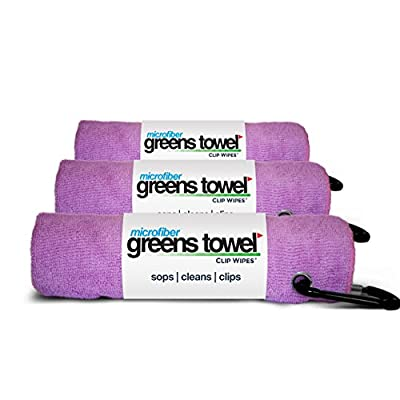 Greens Towel Microfiber Pack