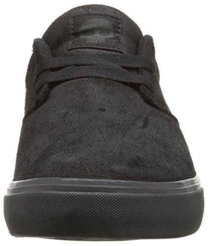 Geist-Skate-Schuh der gefallenen Männer Schwarz / Null