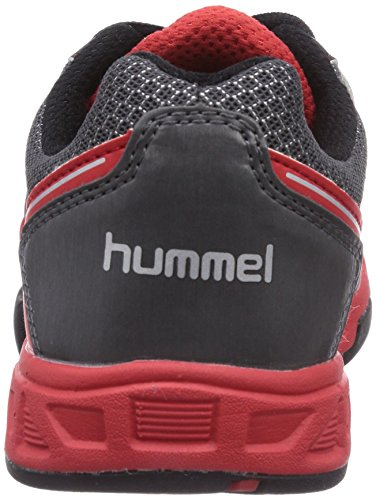 hummel HUMMEL CELESTIAL X5 TROPHY Unisex-Kinder Hallenschuhe Grau (Magnet 1025)