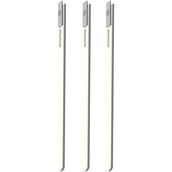 Strips by Sensative Z-Wave Plus Ultra Thin Door//Window Contact Sensor 3-PACK
