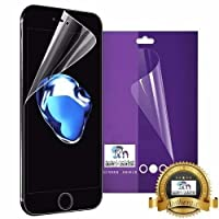 Pelicula Frente + Verso Gel Cobre 100% Tela Iphone 8 De 4.7