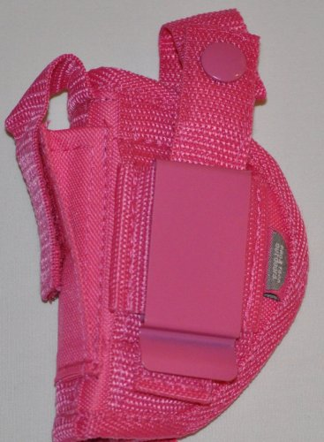 Pro-Tech Outdoors for Ruger SR9c Ladies Here's One Just for You  This Pink  Holster is a Belt and Clip on Holster, is for Right or Left Hand Use