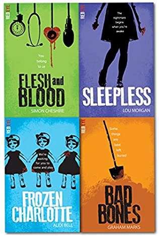book cover of Red Eye Series 4 Books Collection Set