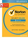 Norton Security Deluxe - 3 Devices [K...