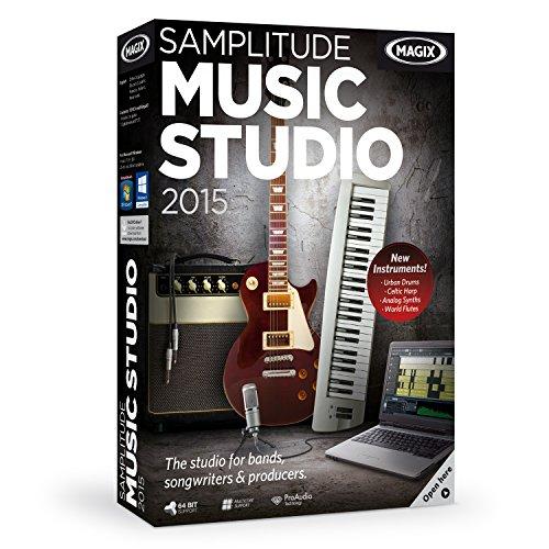 (MAGIX Samplitude Music Studio 2015)